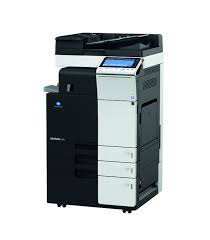 bizhub 224e copier printer scanner fax for tampa business use, with sort/staple