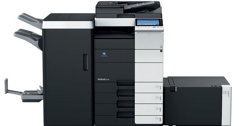 bizhub 754e; Konica Minolta; used copiers tampa;used copiers clearwater;used copiers st. petersburg;used copiers brandon fl;copy machine rental; office copy machine