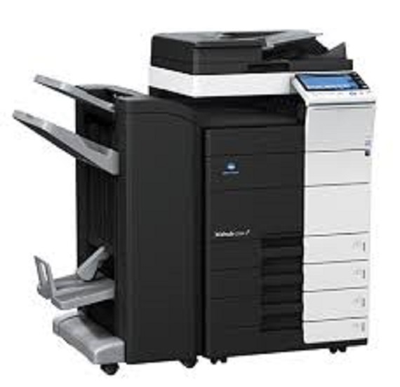 C554 color copier machines with print/scan/fax/booklet mode