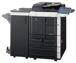 Copy Machine Rental Tampa-Bizhub 752